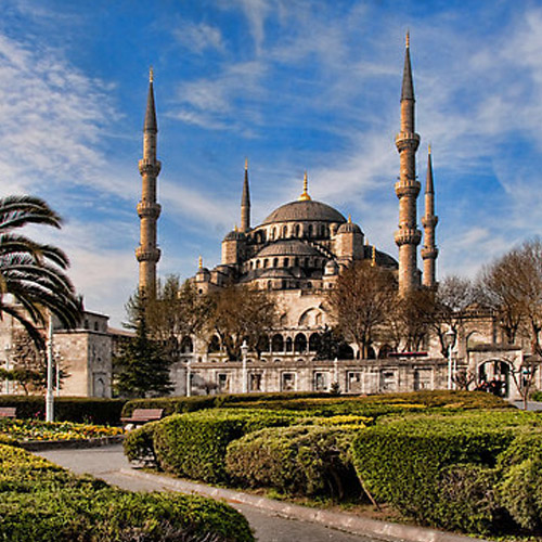 Study Abroad - Turkey